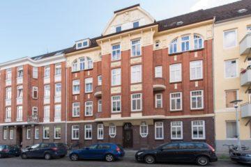 Altbauwohnung 3,5 Zimmer, Nähe Blücherplatz 24105 Kiel, Blücherplatz, Erdgeschosswohnung